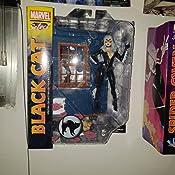 DIAMOND SELECT TOYS OCT182225 Marvel Gallery Multicolor Black Cat PVC Figure