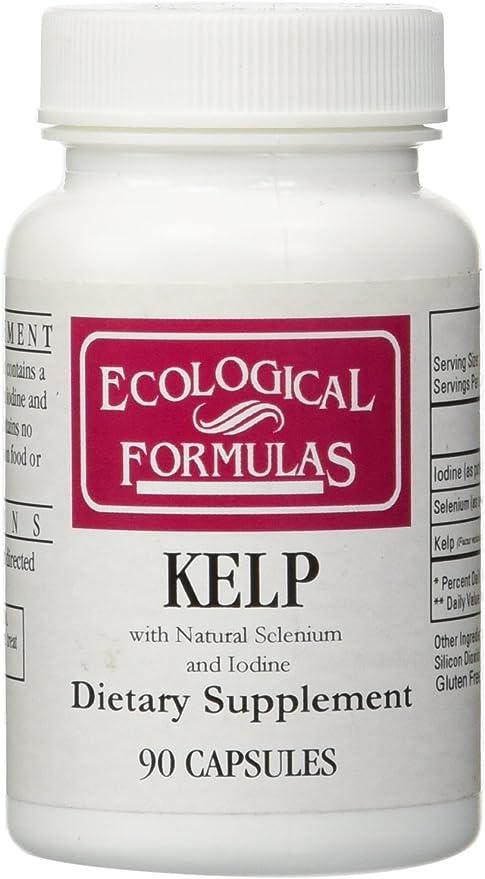 Kelp with Natural Selenium Iodine