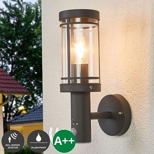 Lampe Exterieure Detecteur De Mouvement \'Djori\' (Moderne) en ...