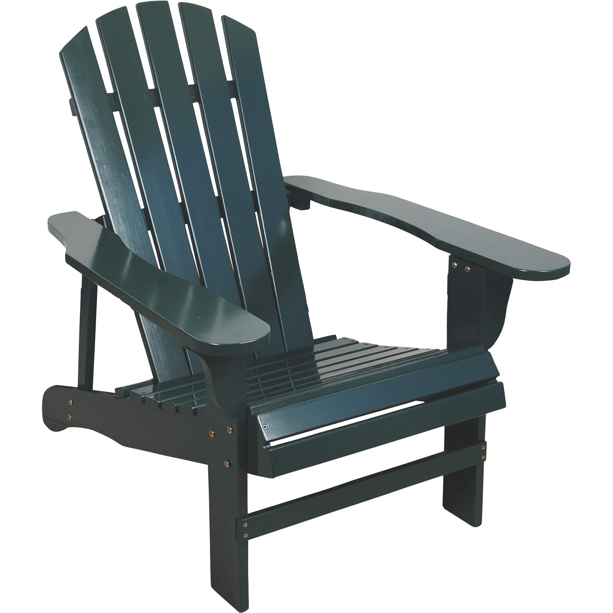 Leigh Country Adirondack Chair, Hunter Green by Leigh Country
