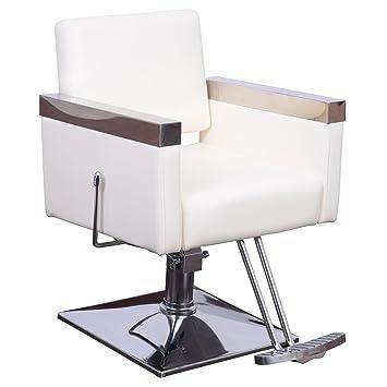 Superb Barberpub Classic Recline Hydraulic Barber Chair Salon Spa Chair Hair Styling Beauty Equipment 3021 Ibusinesslaw Wood Chair Design Ideas Ibusinesslaworg
