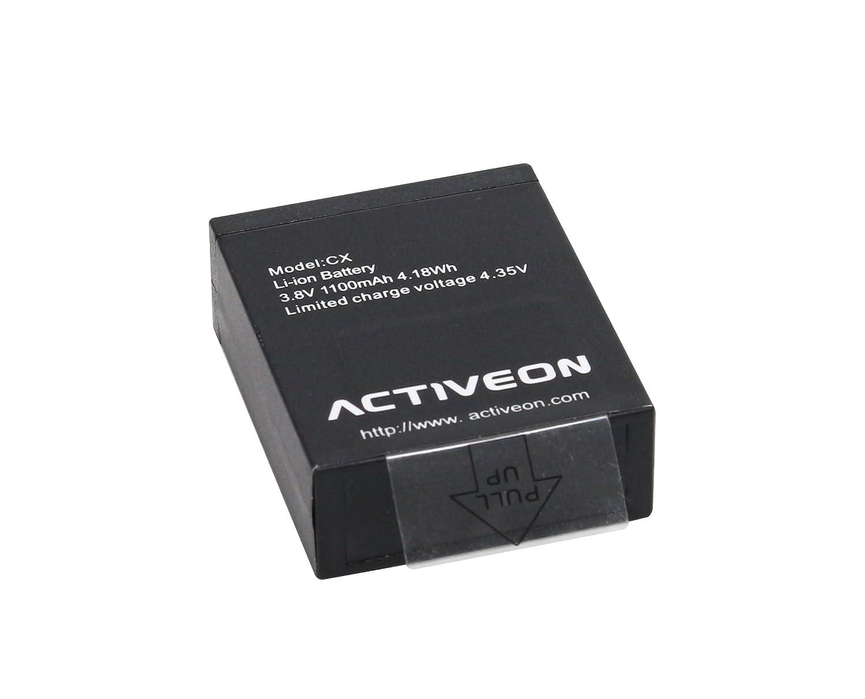 CX充電式バッテリー(ブラック) B017VXLM4G