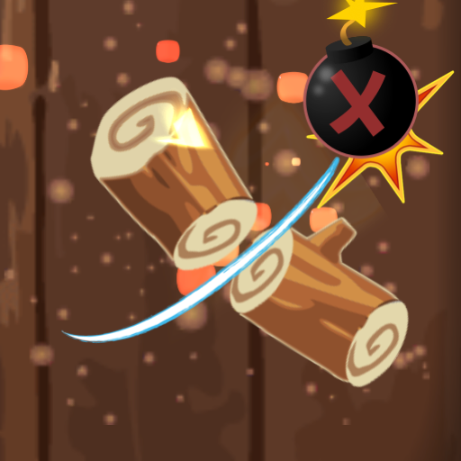 Wood Ninja (Game Crush Candy Saga Soda Free)