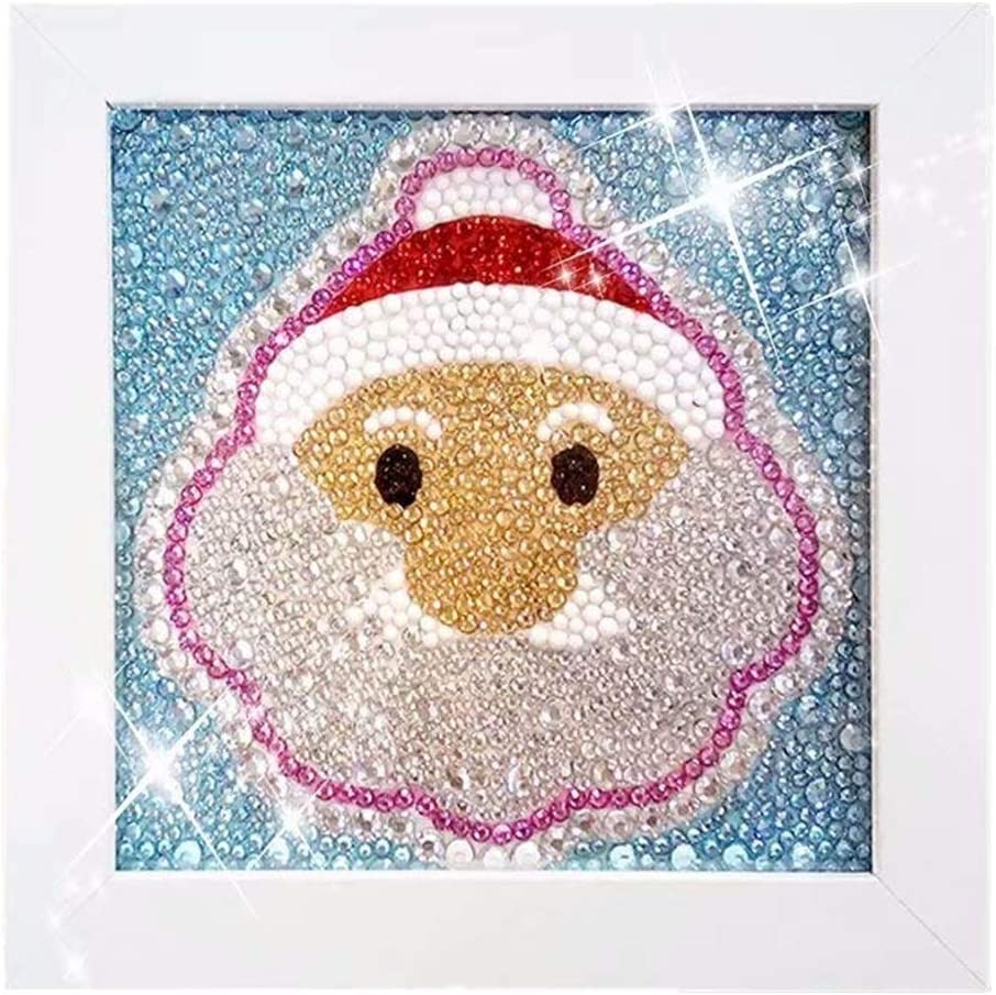 Santa Claus /& Animals 5D Diamond Painting Embroidery DIY Paint-By-Number Kit SHJ