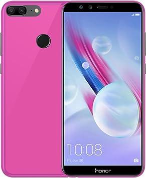 TBOC® Funda de Gel TPU Rosa para Huawei Honor 9 Lite: Amazon.es ...