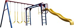 Top 7 Best Swing Sets For Older Kids Playing In Backyard (2020) 2