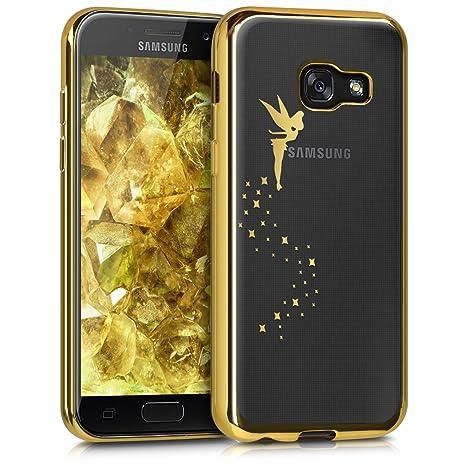 3e1dcb8e0e8 kwmobile Funda para Samsung Galaxy A3 (2017): Amazon.es: Electrónica