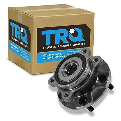 TRQ Front Wheel Hub & Bearing LH Driver or RH Passenger for Toyota Rav4  Scion tC