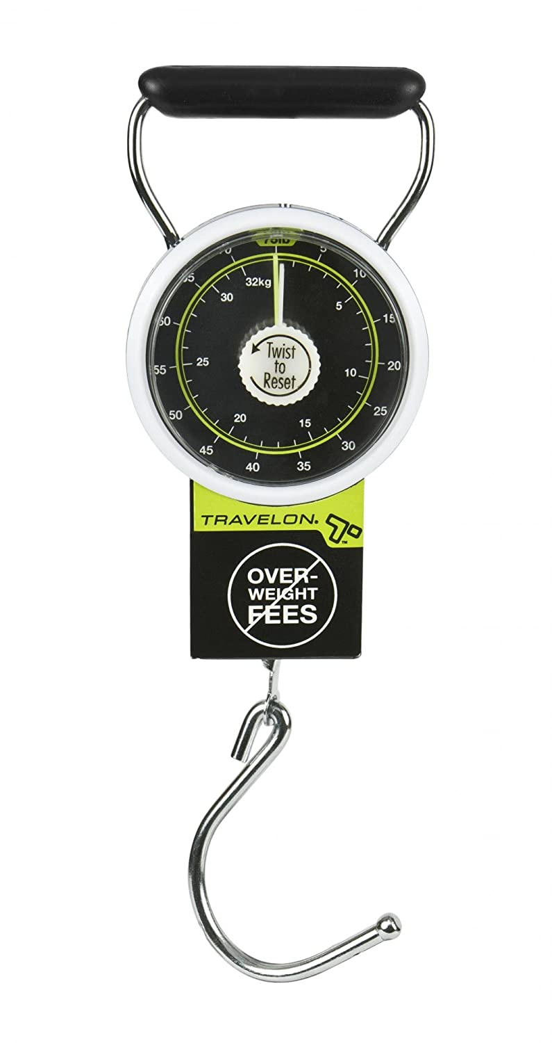 Travelon Luggage Scale With Tape Measure… 5918424