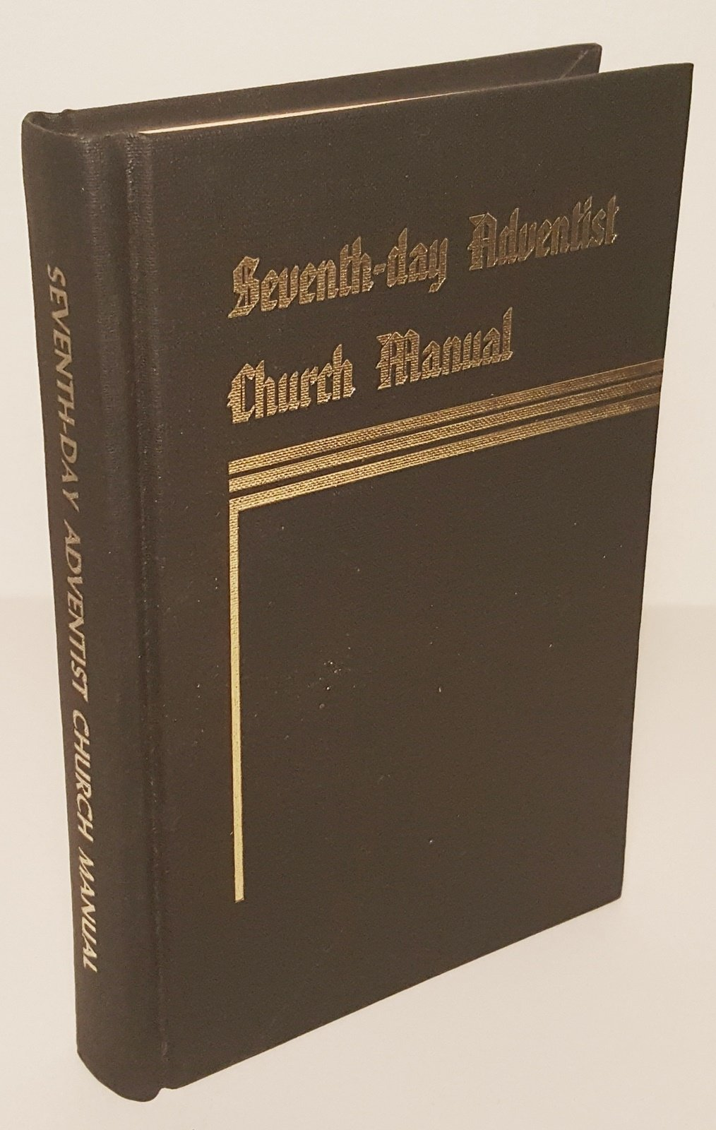 Seventh-day Adventist Church Manual (revised 1981): General Conference of  Seventh-day Adventists: Amazon.com: Books