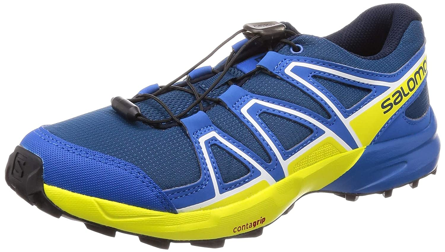 Salomon Speedcross J, Zapatillas de Running para Asfalto Unisex Niños: Amazon.es: Zapatos y complementos