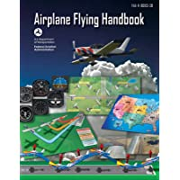Airplane Flying Handbook (Federal Aviation Administration): FAA-H-8083-3B(封面随机)