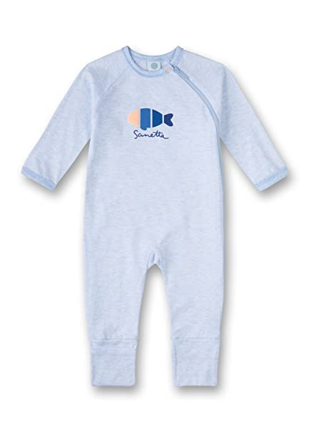 Sanetta Overall, Pelele para Dormir para Bebés: Amazon.es ...