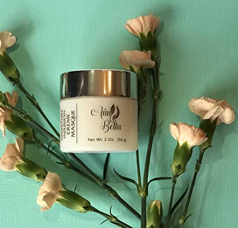 Amazon.com : Aun Bella Moisture Infusion Creme Masque - Leave-On Creme - Antiaging - Mascarilla Hidratante - Reduce Arrugas - Rejuvenece y Refresca la piel ...