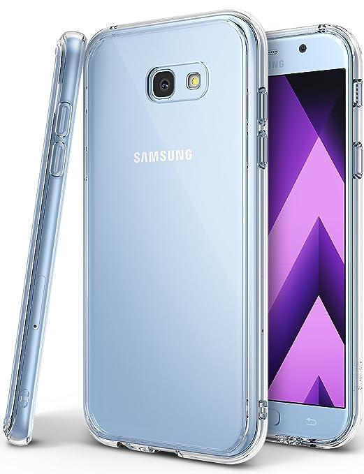 29 opinioni per Custodia Samsung Galaxy A5 2017, Ringke [FUSION] Retro PC Trasparente