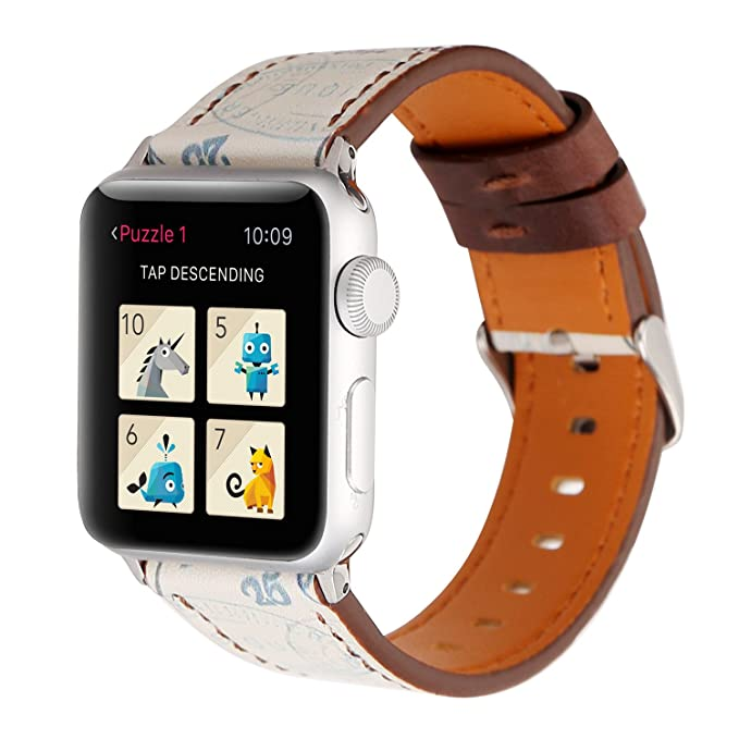 Amazon.com: for Smart Watch Band 40 40mm Apple Watch Band ...