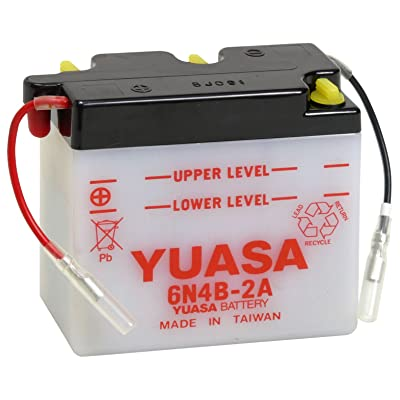 Yuasa YUAM26B4B 6N4B-2A Battery: Automotive