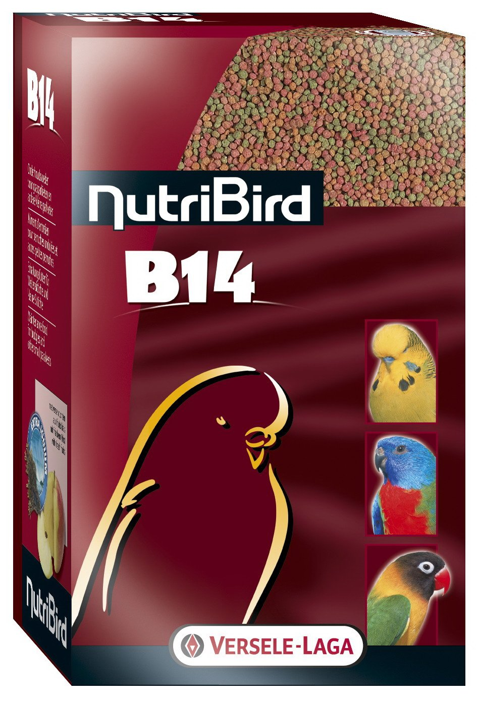 Aliments NutriBird B14 Versele Laga pour perruches A-16820