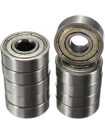 Rodamientos de bolas - SODIAL(R)10pcs 8 x 22 x 7 mm ruedas