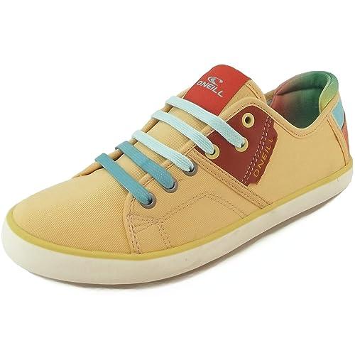 Sneakers gialle per bambina O'Neill Comprar Tienda De Espacio Libre Barato Perfecta En Línea Bajo Costo Venta En Línea Tienda Almacenista Geniue Envío Libre Mt3z6t7