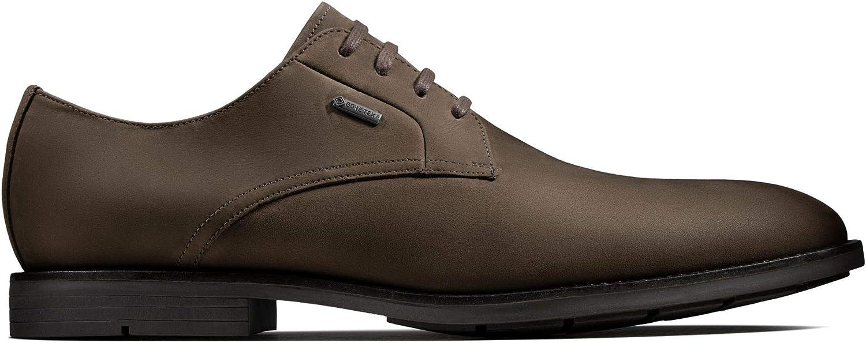 Clarks Herren Ronnie Walk GTX Derbys: : Schuhe