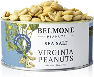 product image for Belmont Peanuts Sea Salt Virginia Peanuts, 20 oz, Classic Collection