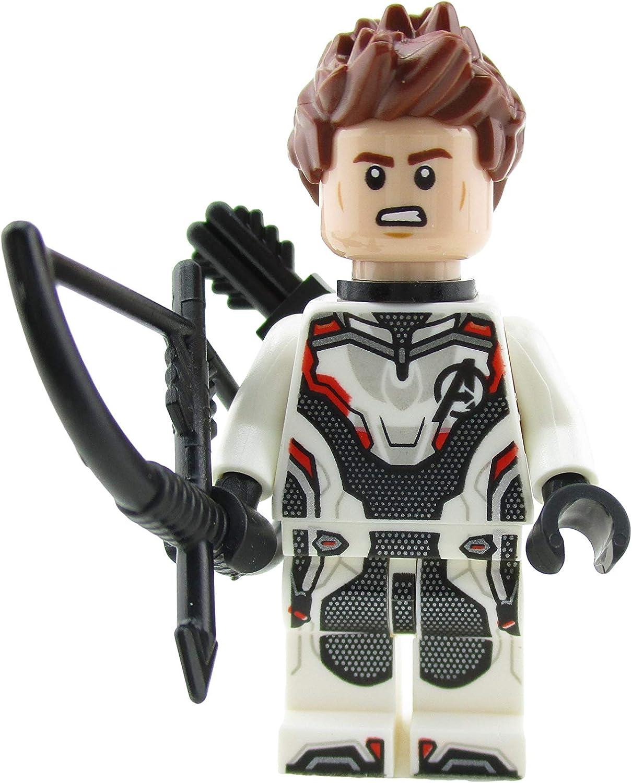 LEGO Avengers Endgame Hawkeye Minifigure 76126 Mini Fig