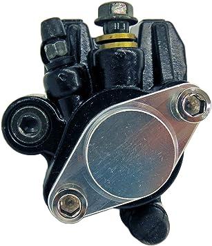 Stem Length 11241-CASTOR-LOCK-4PK-NF No FixtureDisplays 4PK 2 Threaded Stem Caster with Stopper 15mm 9//16 3//8 10mm Stem Thread Diameter