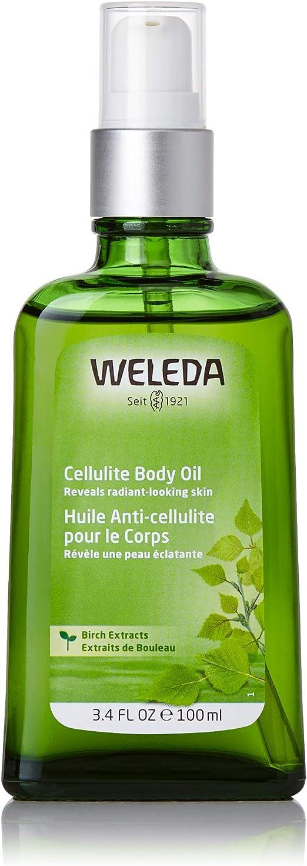 Weleda - Aceite Anticelulítico (9700): Amazon.es: Belleza