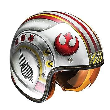 Amazon.es: HJC FG-70S Open Face casco de moto motocicleta piloto del ...