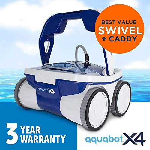 Aquabot X4 Robotic Pool CLeaner