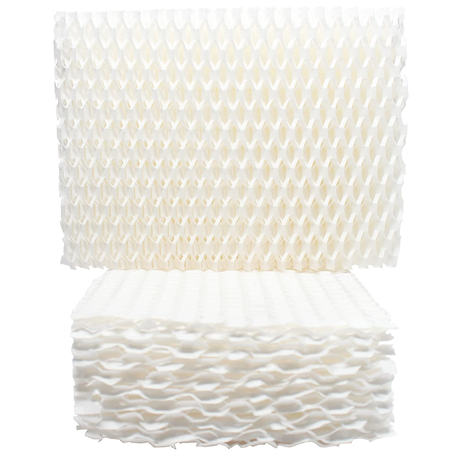 2-Pack Replacement 2H00 Humidifier Filter for 1.5 Gallon Graco TrueAir - Compatible with Graco Cool Mist Humidifier, Graco 2H00, Graco 2H01, TrueAir 05510, Graco 2H001