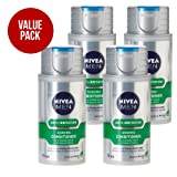 Philips NIVEA Shaving conditioner HS800 with Natural MICRO tec - PACK OF 4