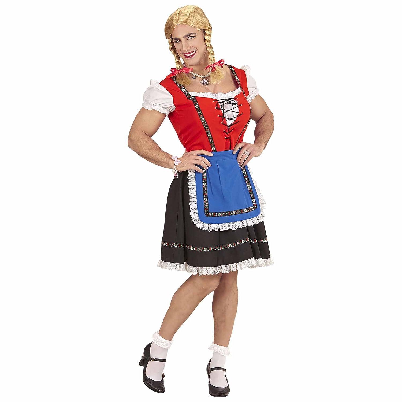 WIDMANN 96700 Adultos Disfraz bayerin para Hombres,, XL: Amazon.es ...