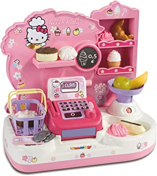 Smoby Hello Kitty 24381 - La Pastelería: Amazon.es: Juguetes y juegos