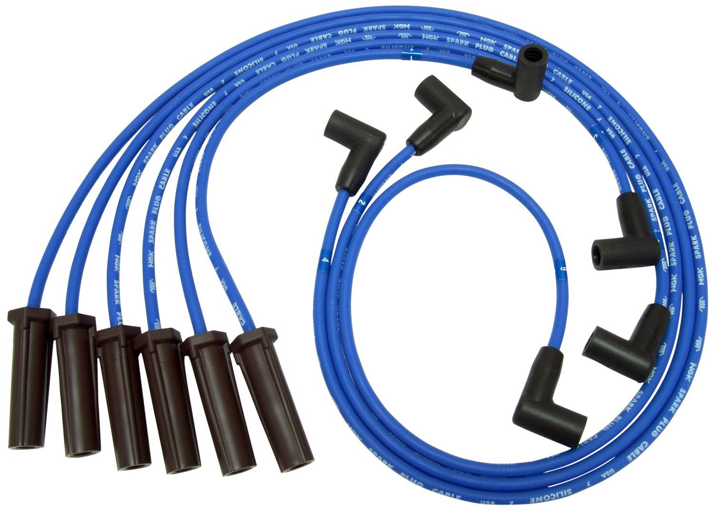 NGK RC-GMX085 Spark Plug Wire Set (51031),1 Pack