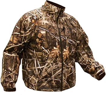 Coleman Mens Waterfowl Fleece Lined Hunting Jacket