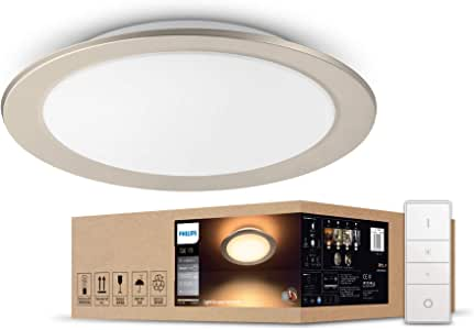 Philips Hue White Ambiance Muscari Smart LED Ceiling Light