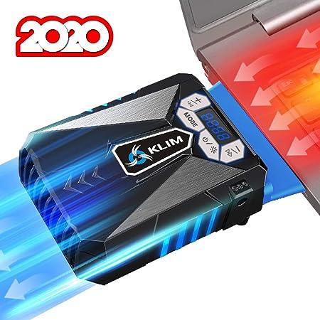 KLIM™ Cool – Refrigerador para Ordenador Portátil – Ventilador de ...