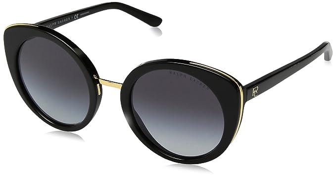 Ralph Lauren 0RL8165, Gafas de sol para Mujer, Black 52 ...