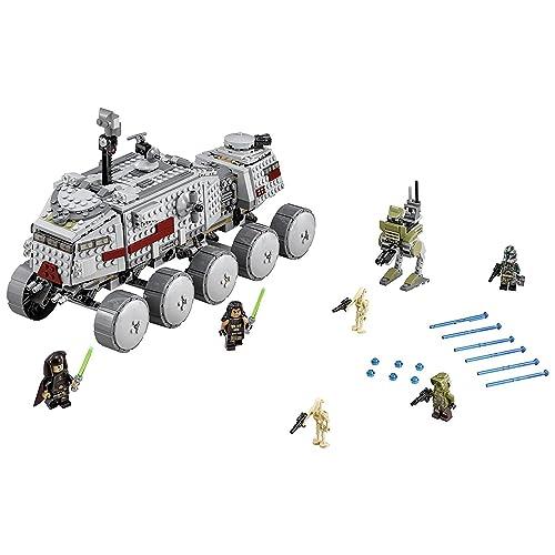 LEGO - 75151 - Star Wars - Jeu de Construction - Clone Turbo Tank