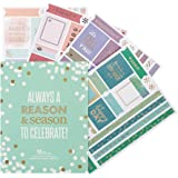 Erin Condren 2017 Monthly Sticker Book