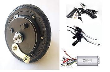 6,5 pulgadas 250 W 24 V eléctrico piezas de repuesto Roller ...