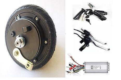 GZFTM 6 Pulgadas 36 V 350 W Motor eléctrico Scooter Kit de ...