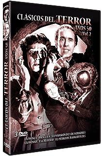 Clasicos del terror Años 40 - Vol. 1 [DVD]: Amazon.es: Varios Actores, Varios Directores, Varios Actores: Cine y Series TV