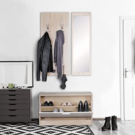Armadio A Muro Con Specchio.Kadimadesign Armadio A Muro Con Specchio Jana Scarpa Armadietto