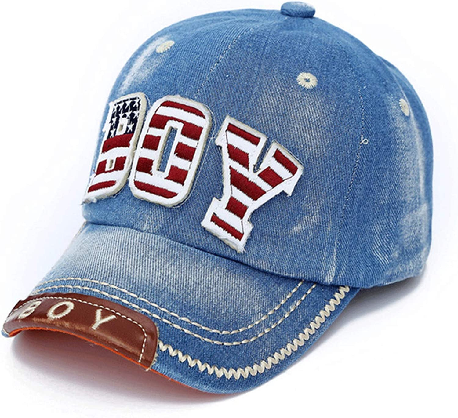 TOP BOY Baby Baseball Caps Kids Hip Hop Cap Boys Girls Summer Sun Hats Gorras Planas Enfants Casquette Gorras