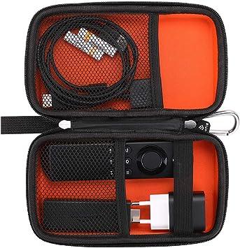 Fintie Funda Portátil para Amazon Fire TV Stick 4K / Fire TV Stick: Amazon.es: Electrónica