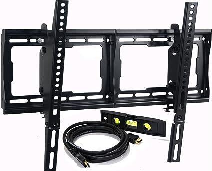 "Tilt TV Wall Mount for 23/"" to 75/"" Samsung Sony Vizio LG Sharp LCD LED Plasma mda"