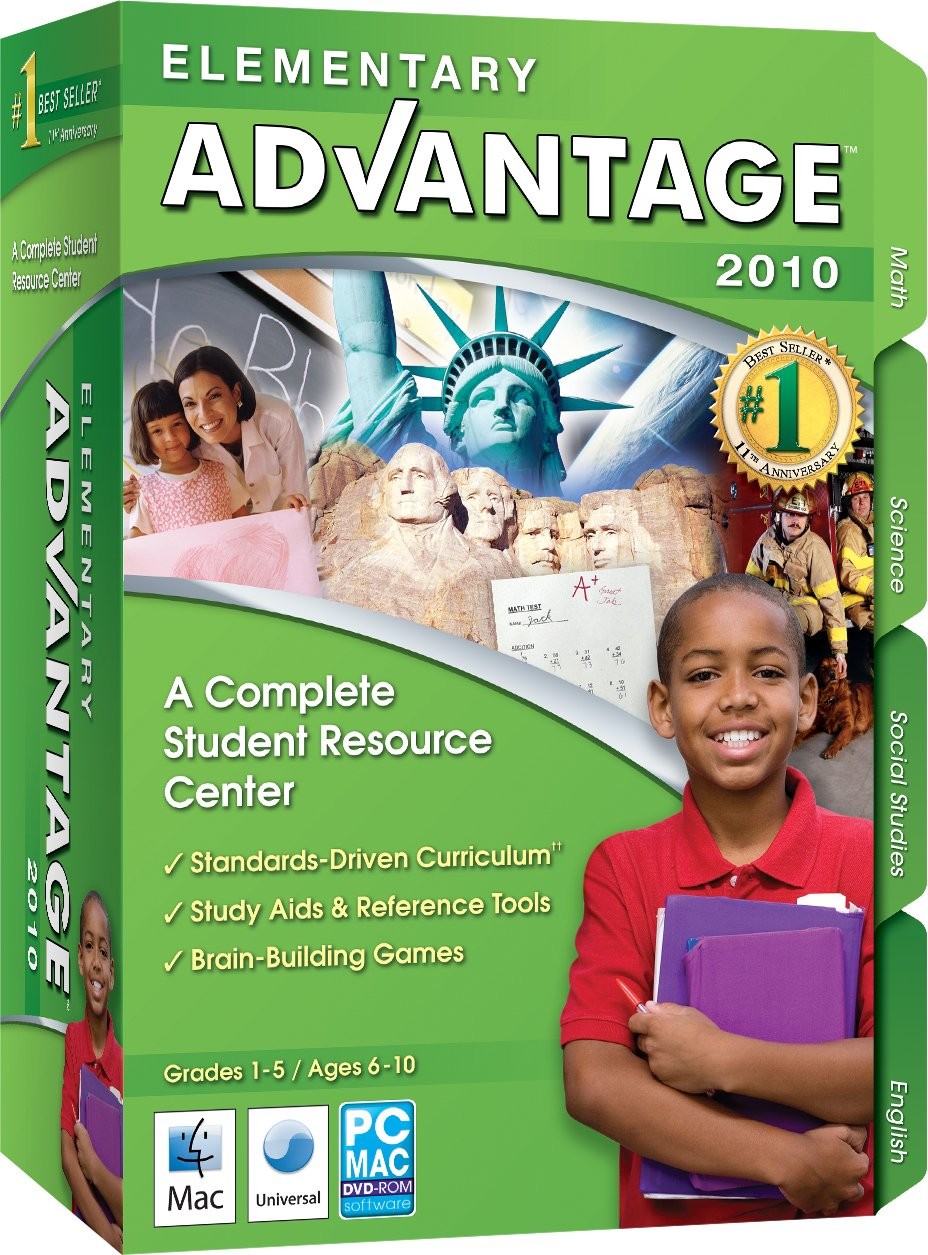 Elementary Advantage 2010 [Old Version] by Encore